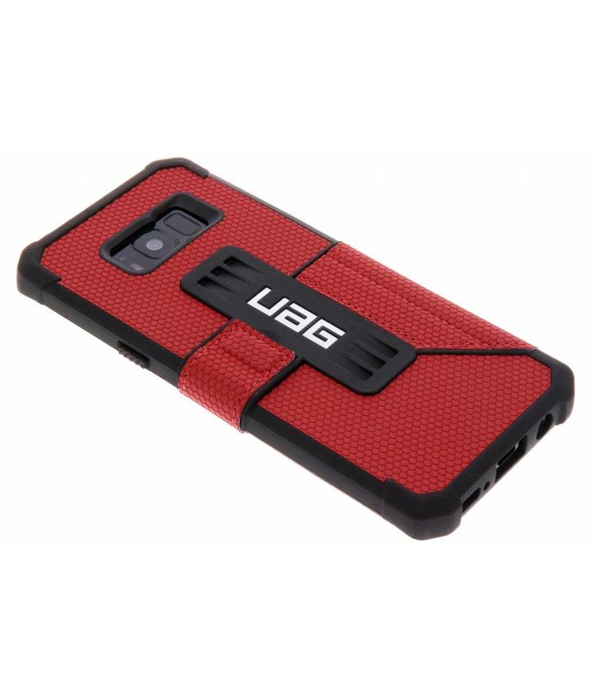 UAG Rood Metropolis Case Samsung Galaxy S8 Plus