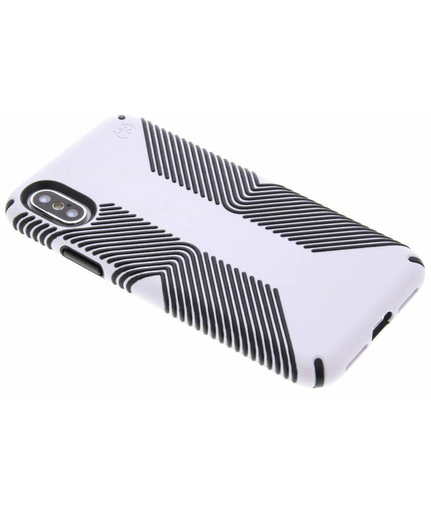 Speck Wit Presidio Grip Case iPhone X