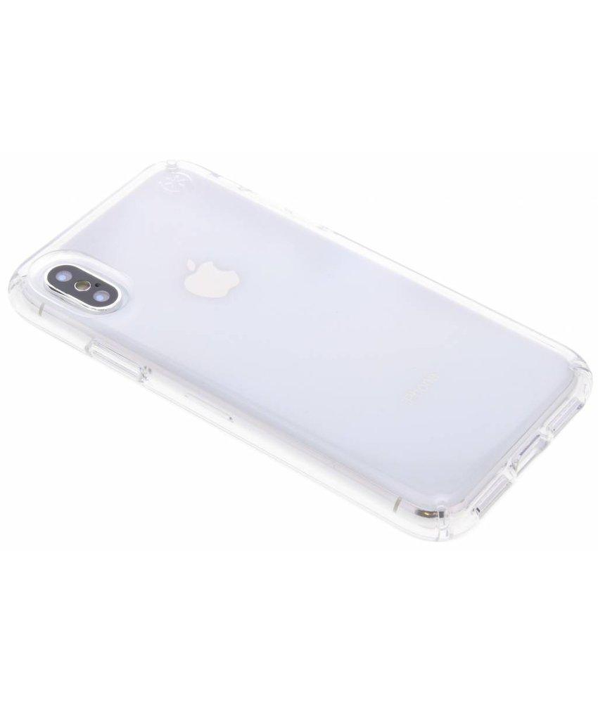 Speck Presidio Clear Case iPhone X