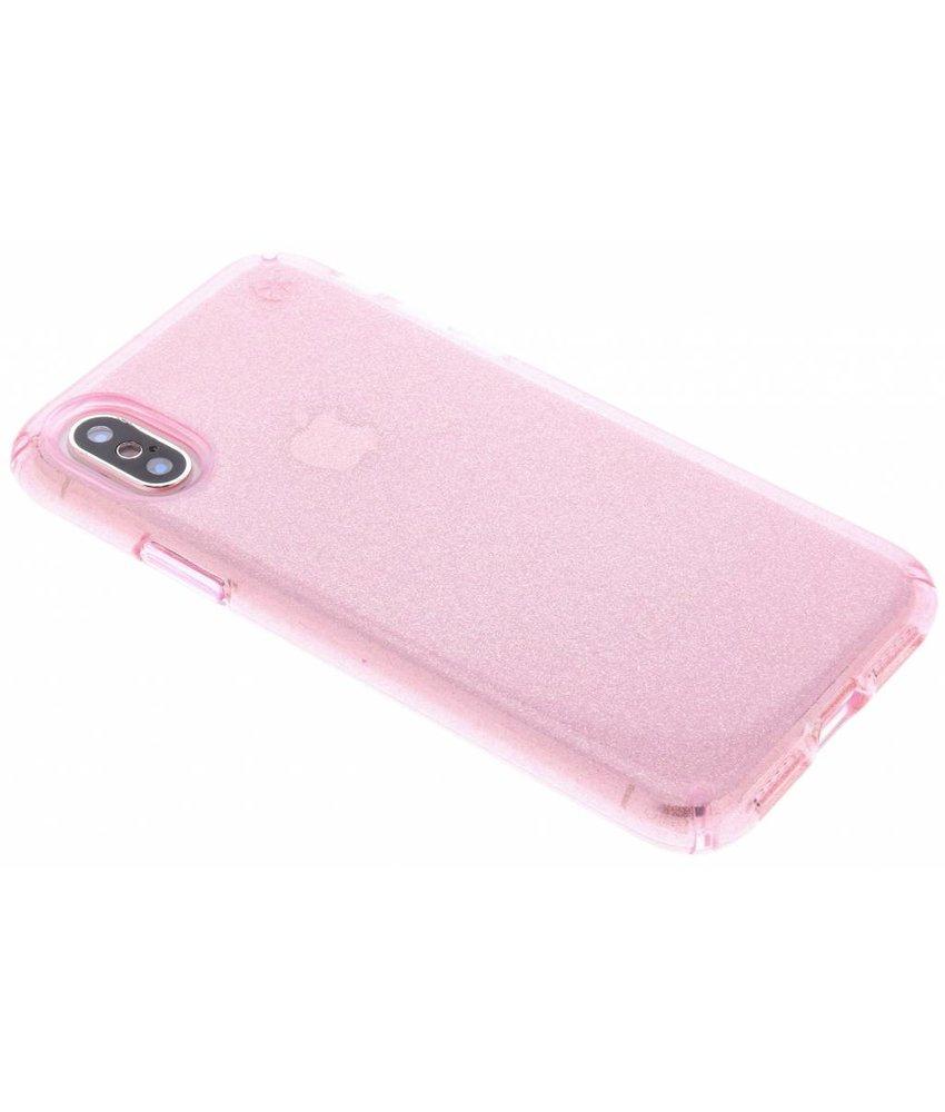 Speck Presidio Clear + Glitter iPhone X