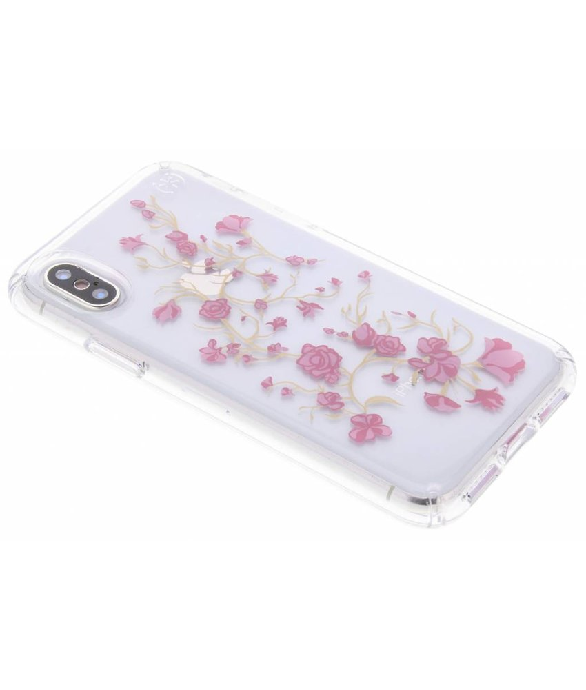 Speck Presidio Clear Print Case iPhone Xs / X