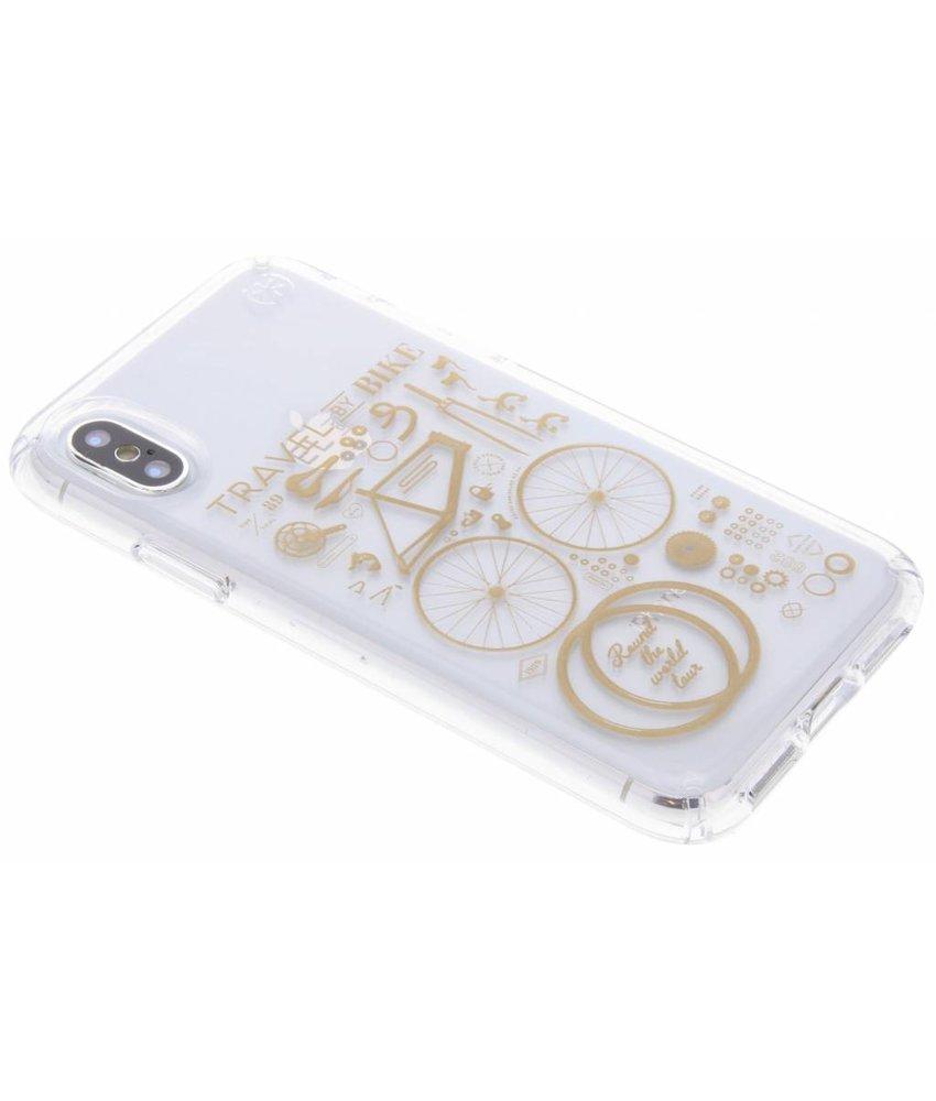 Speck Presidio Clear Print Case iPhone X