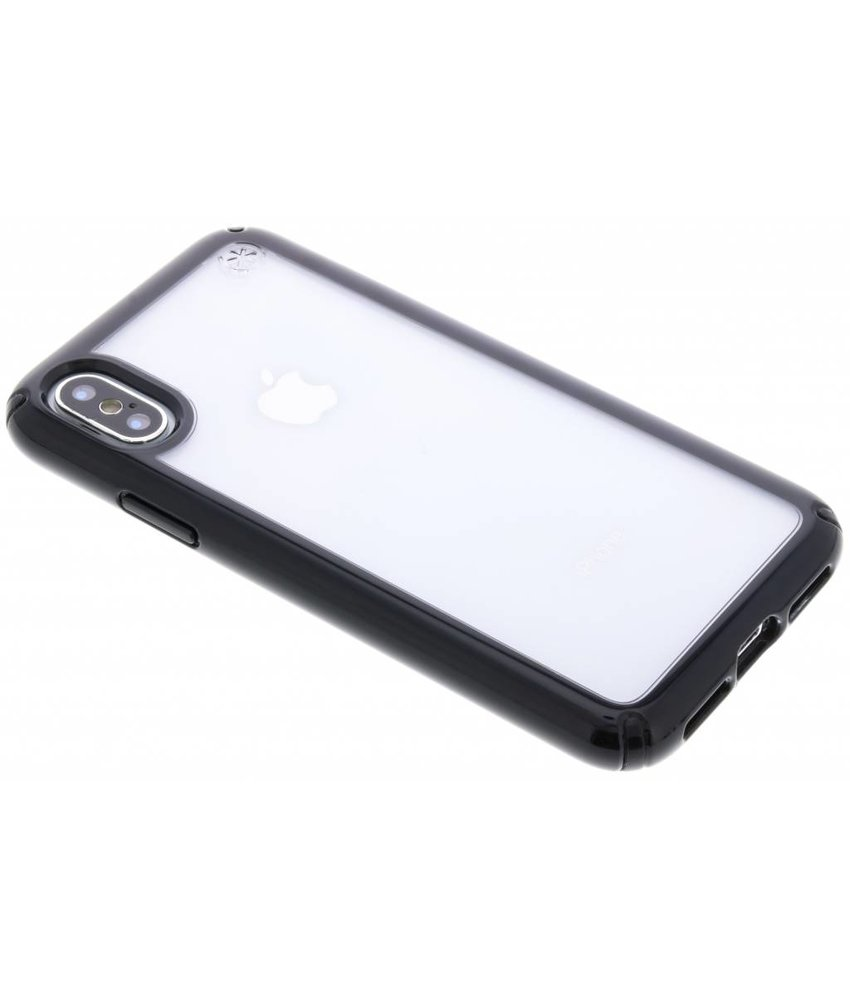 Speck Zwart Presidio Show Case iPhone Xs / X
