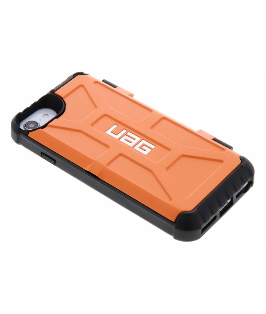 UAG Oranje Trooper Card Case iPhone 8 / 7 / 6s / 6