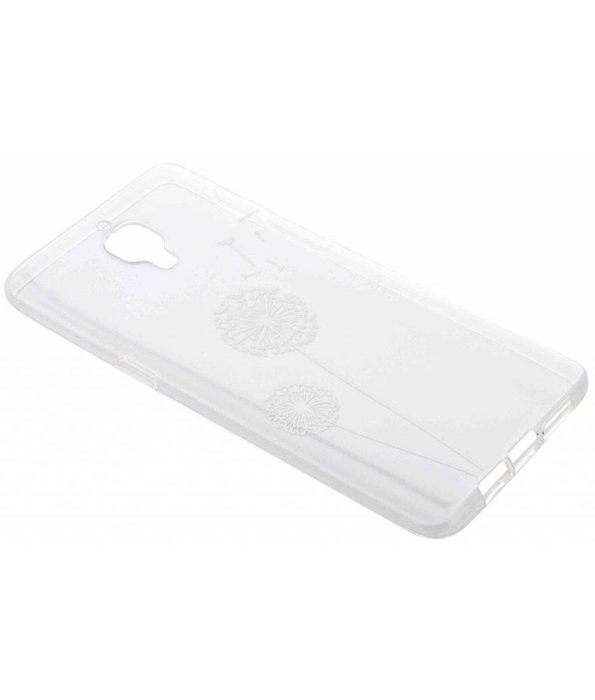Transparant festival TPU hoesje OnePlus 3 / 3T