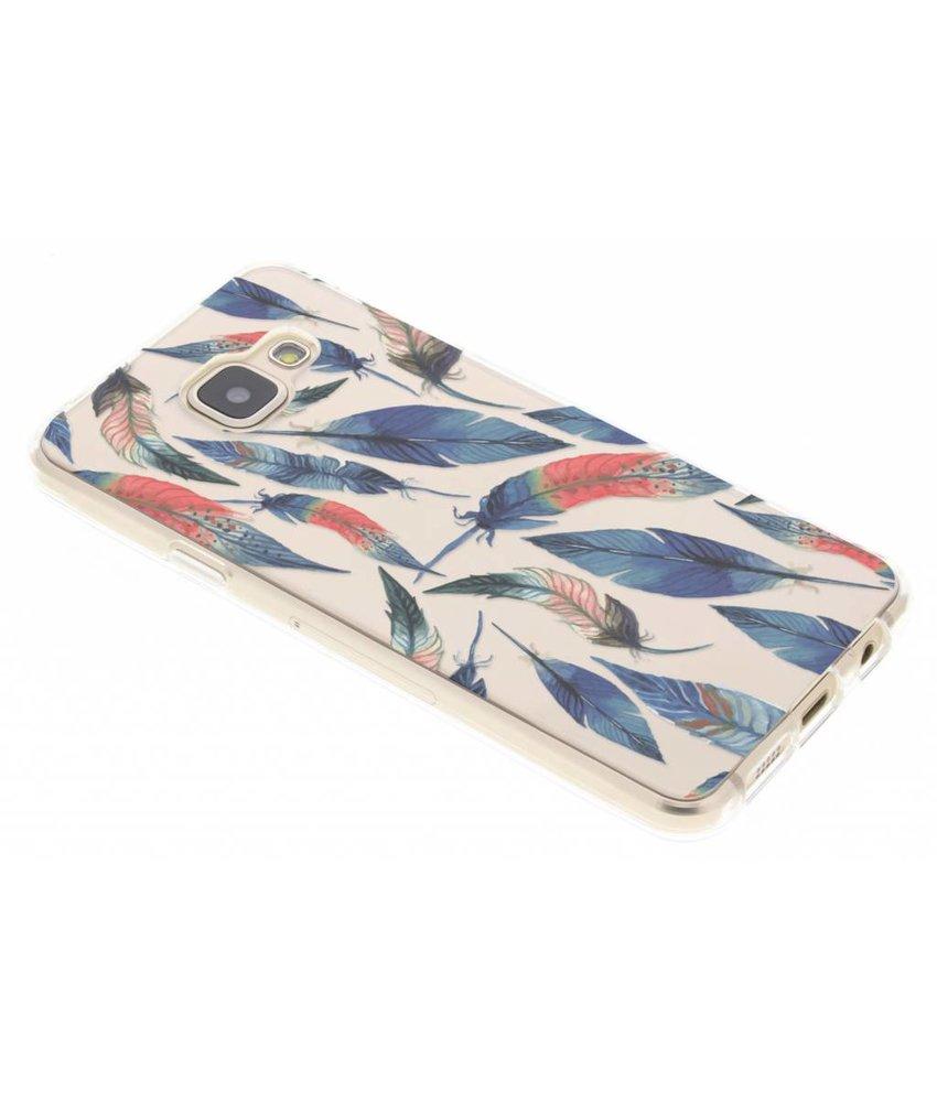 Ibiza feather case Samsung Galaxy A3 (2016)