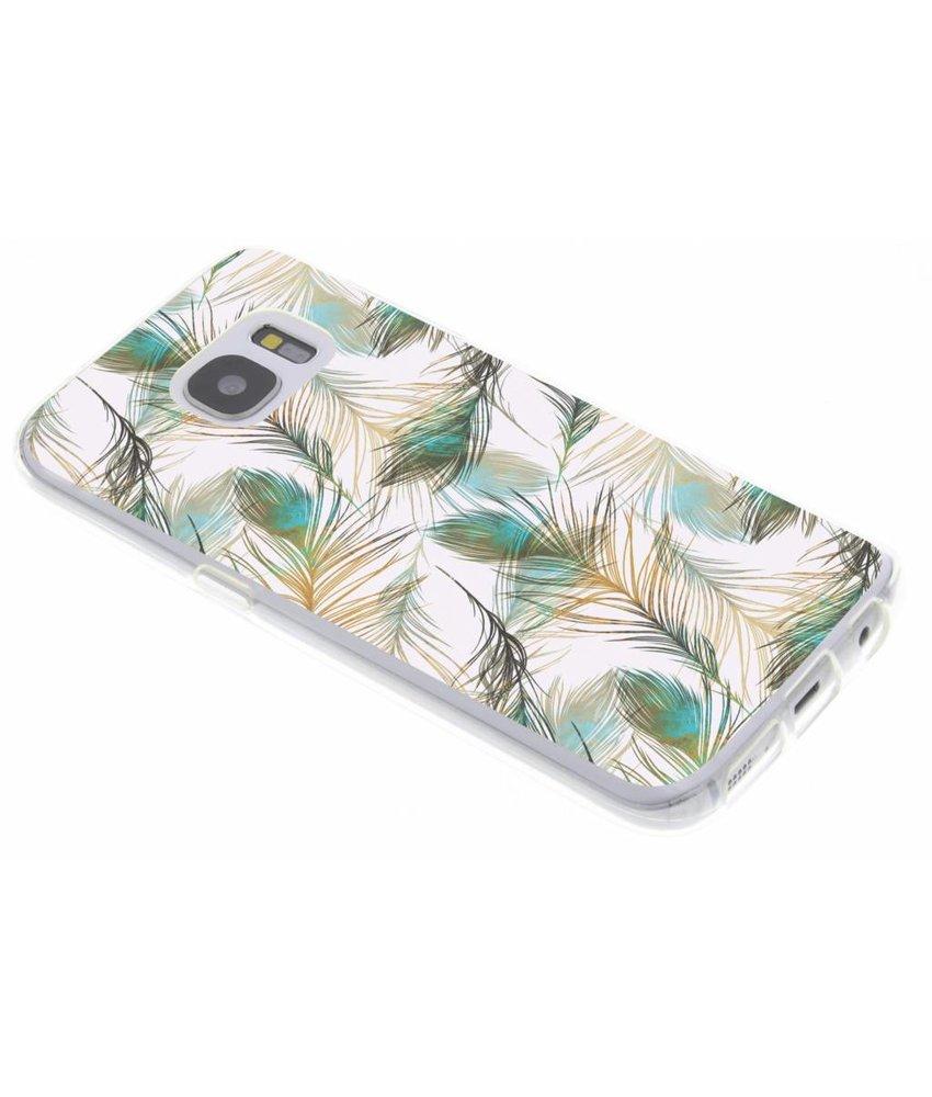Design TPU hoesje Samsung Galaxy S7