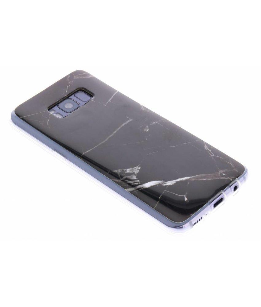 Marmer siliconen hoesje Samsung Galaxy S8
