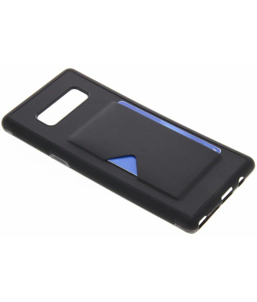Dux Ducis Zwart Cardslot Hardcase Samsung Galaxy Note 8