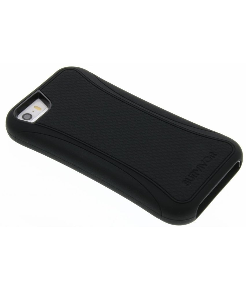 Griffin Survivor Slim Case iPhone 5 / 5s / SE - Zwart