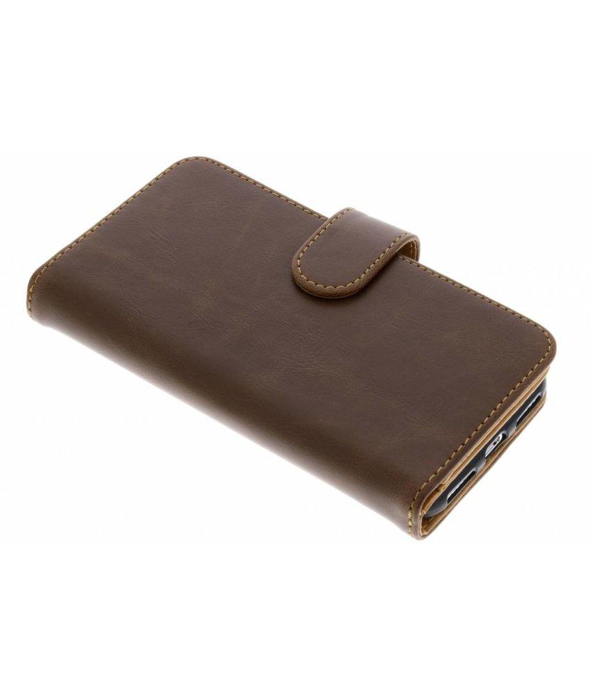 Bruin 11-vaks Wallet Case iPhone Xs / X