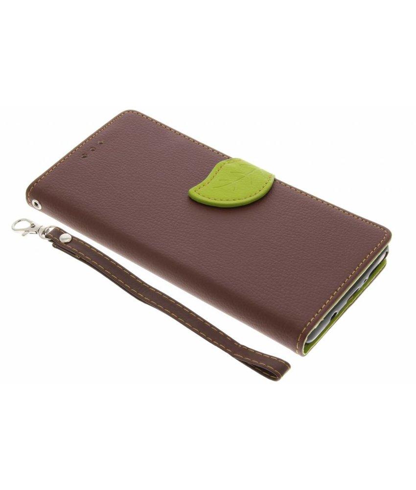 Blad design TPU booktype Samsung Galaxy Note 8
