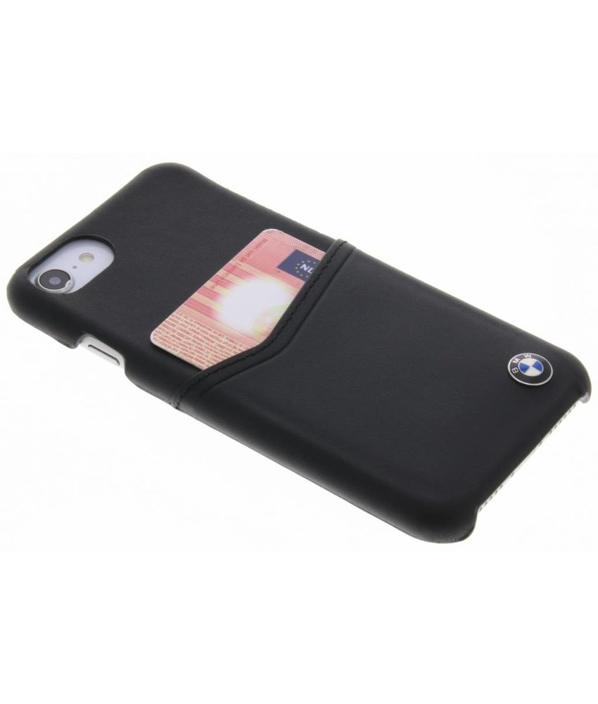 BMW Real Leather Card Case iPhone 8 / 7 / 6s / 6