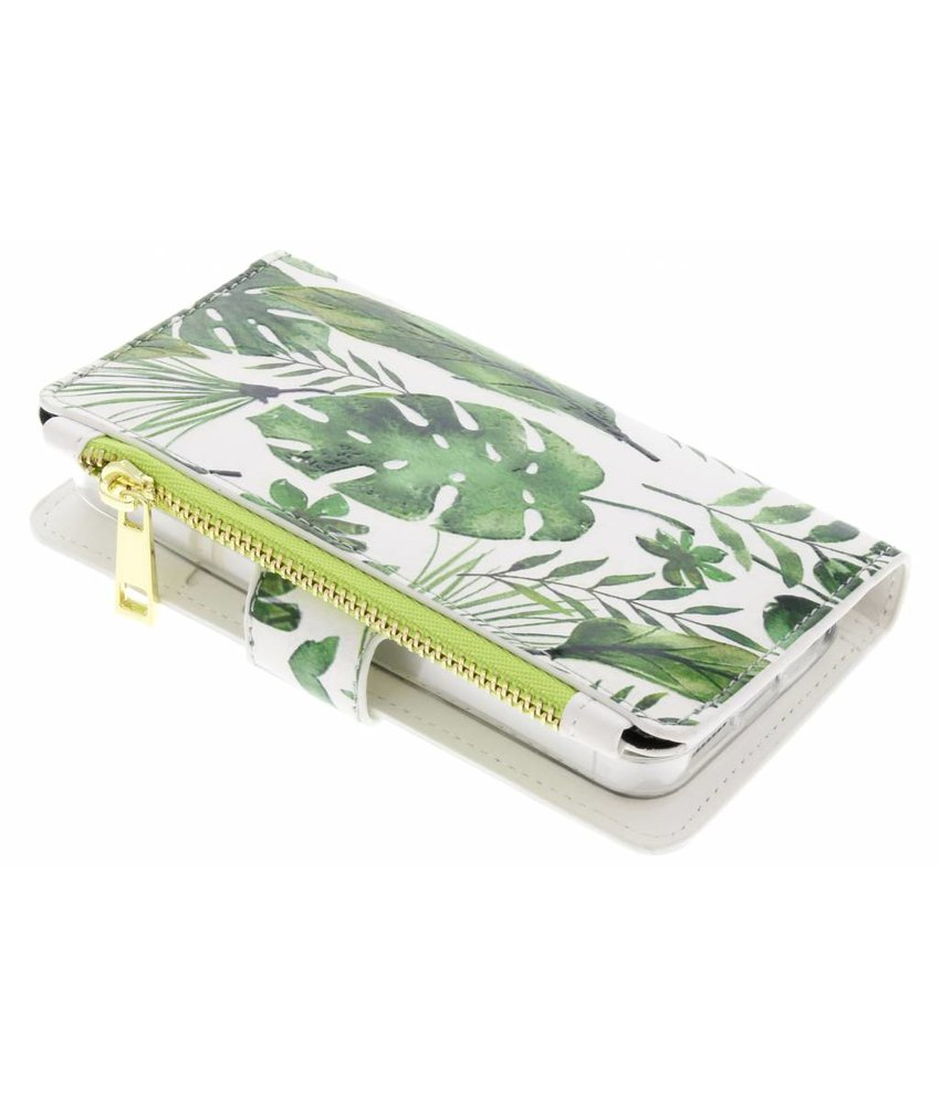 Design luxe portemonnee hoes iPhone 5 / 5s / SE