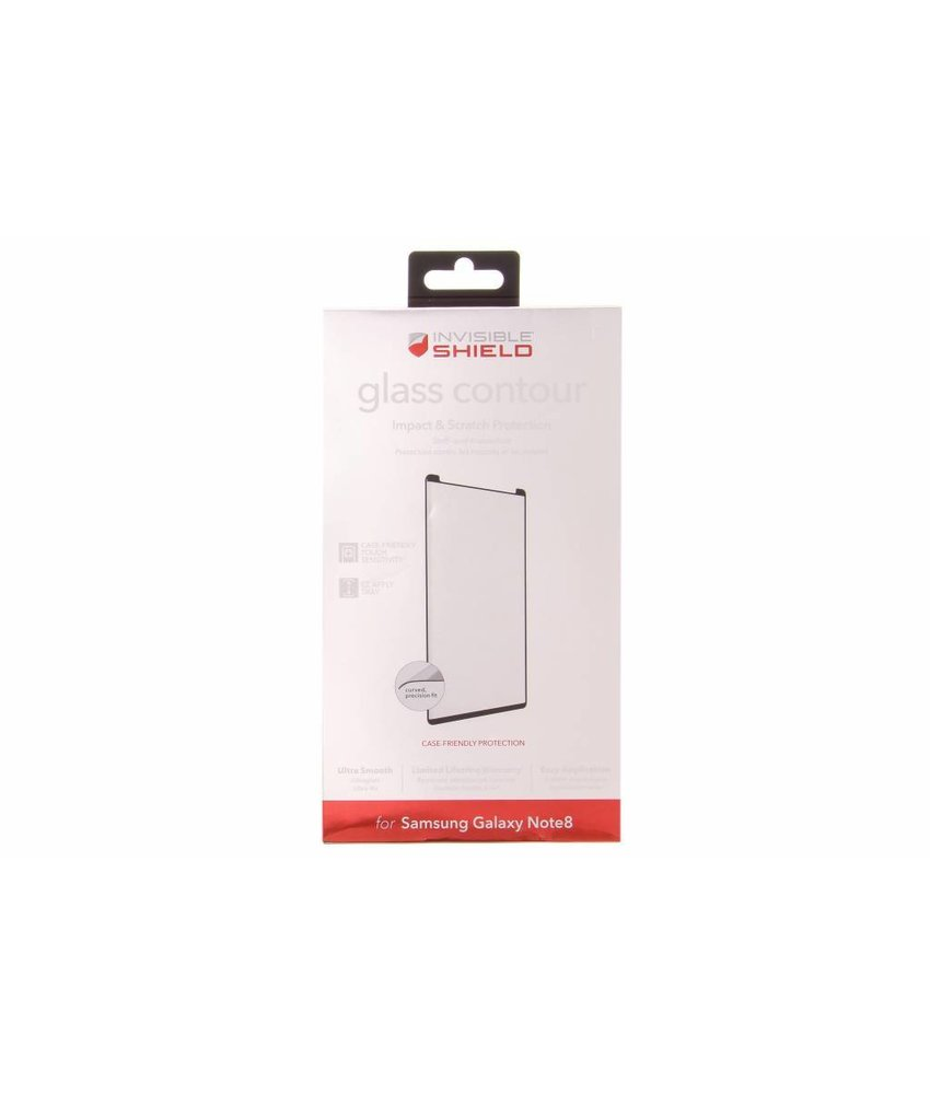 ZAGG Glass Contour Screenprotector Samsung Galaxy Note 8