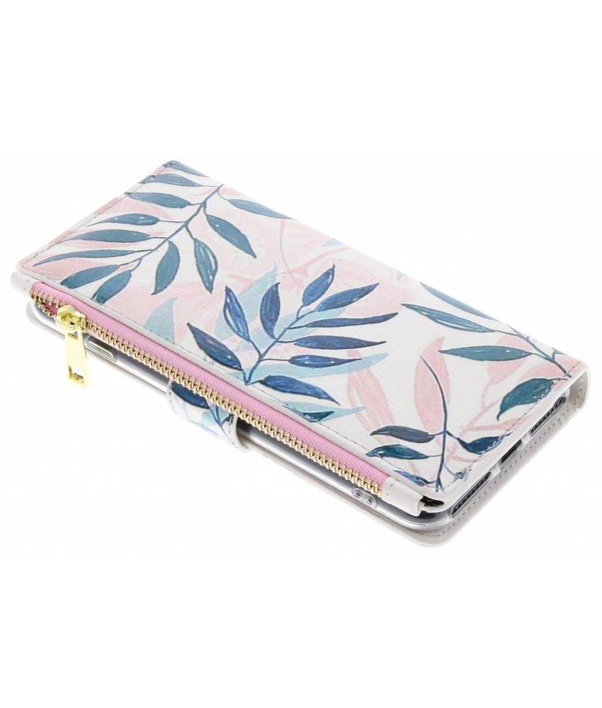 Design luxe portemonnee hoes iPhone 8 Plus / iPhone 7 Plus