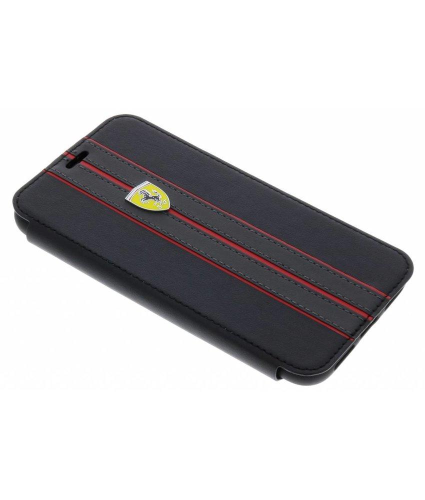 Ferrari Zwart Book Cover iPhone X