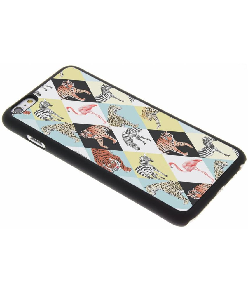 Dieren design hardcase hoesje iPhone 6(s) Plus
