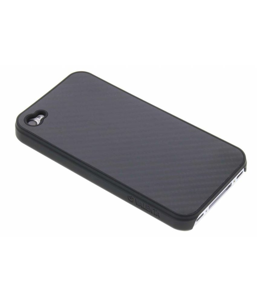 Valenta Click-on Carbon Case iPhone 4 / 4s