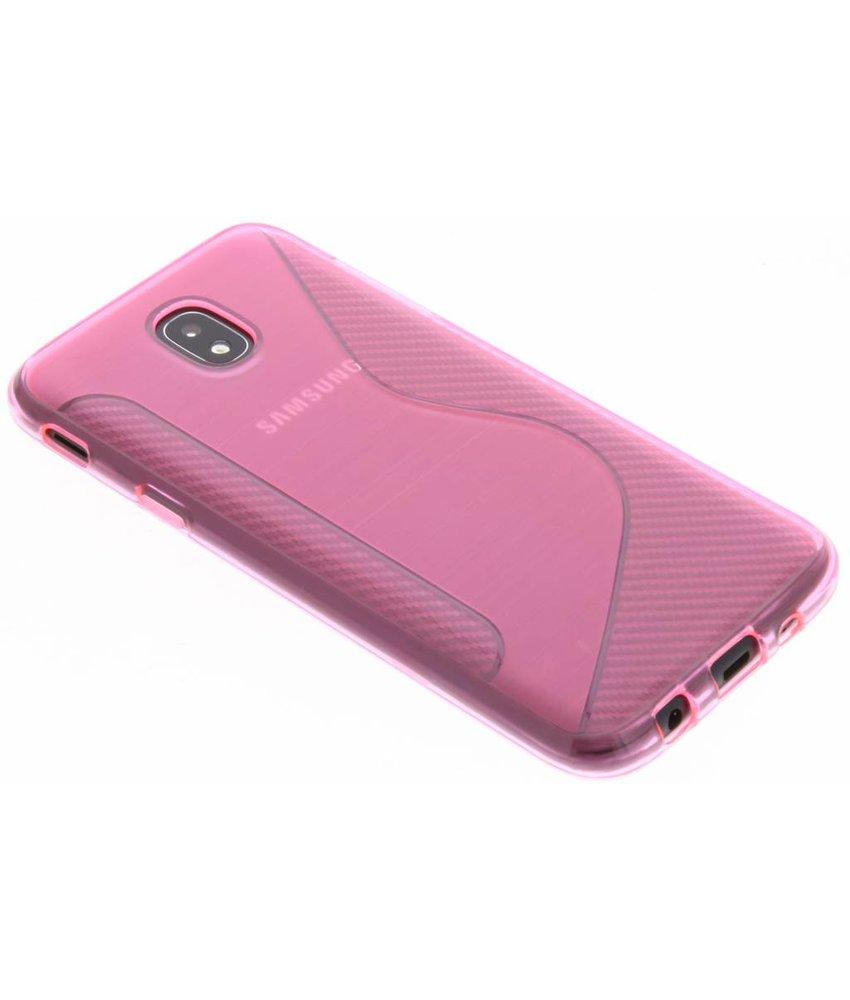 tui En Silicone Violet Marbre Pour Samsung Galaxy J5 (2017) 84kcoyq6Lm