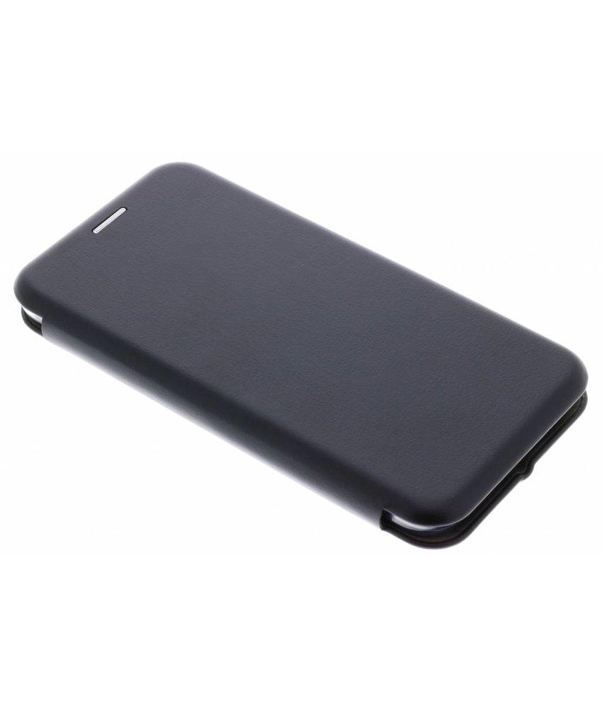 Zwart Slim Foliocase Huawei Y6