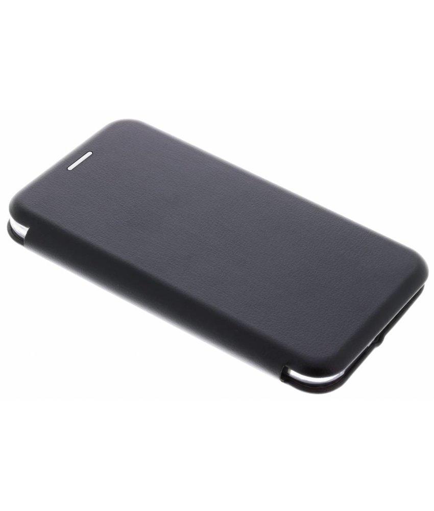 Zwart Slim Foliocase iPhone X