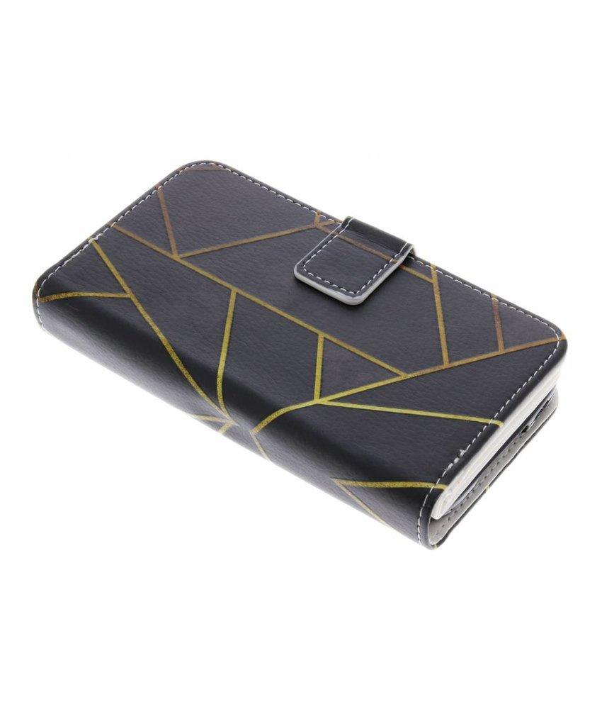 Design TPU portemonnee Samsung Galaxy S5 (Plus) / Neo