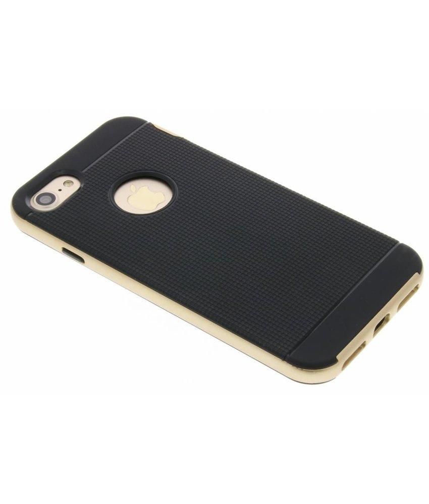 Goud TPU Protect Case iPhone 8 / 7