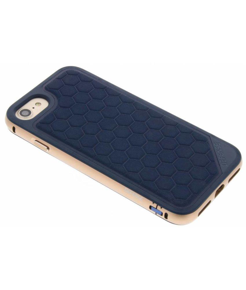 X-Doria Defense Lux Cover iPhone 8 / 7 - Blauw