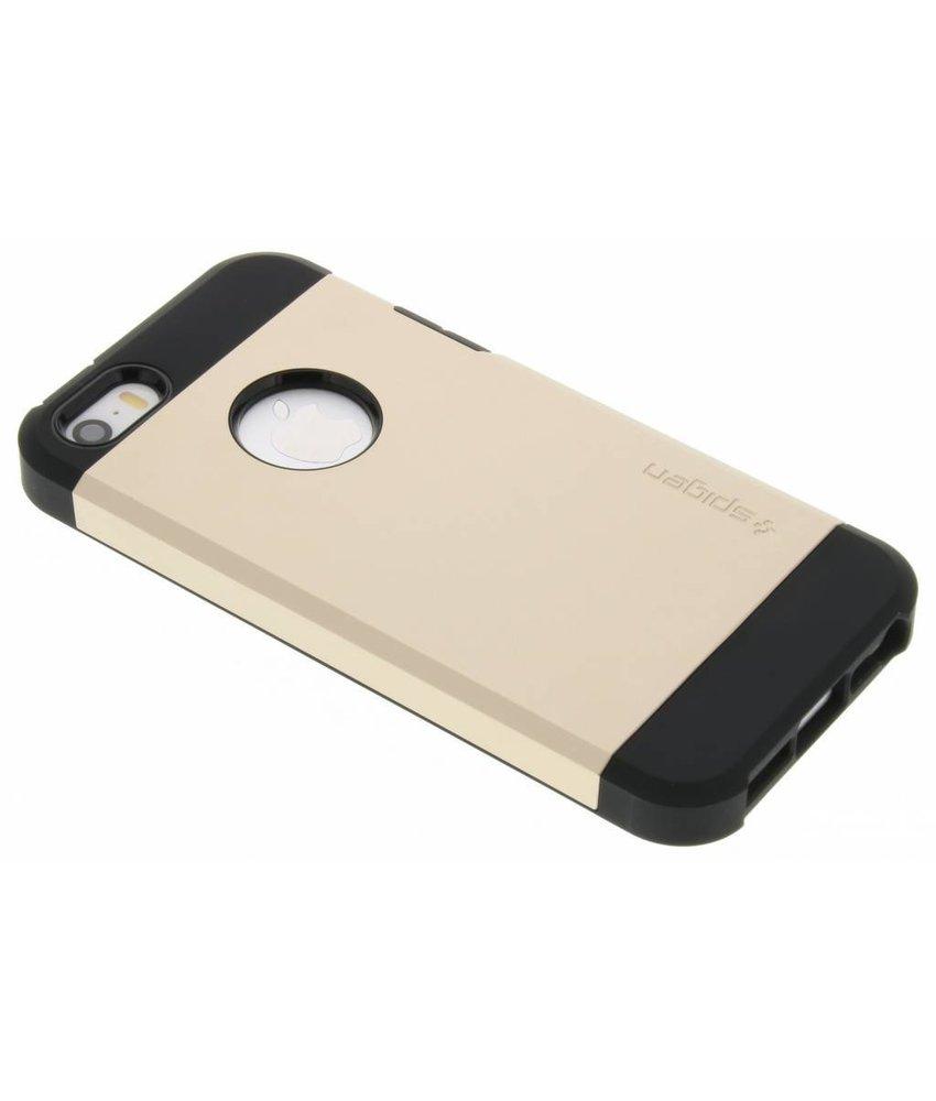 Spigen Tough Armor Case iPhone 5 / 5s / SE - Goud