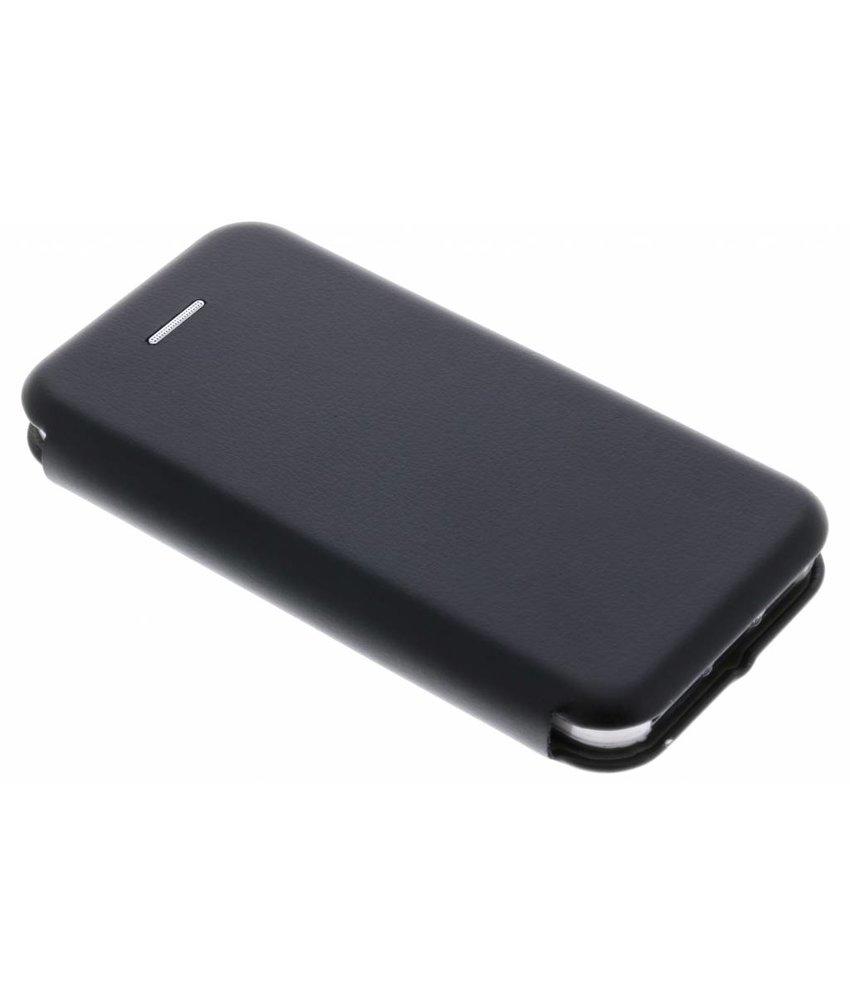Zwart Slim Foliocase iPhone 5c