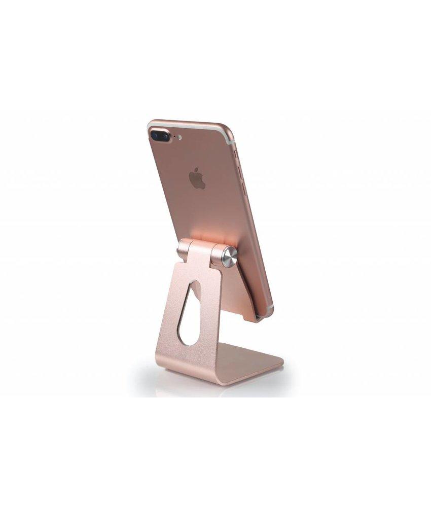 Desire2 Rosé Goud View verstelbare smartphone houder