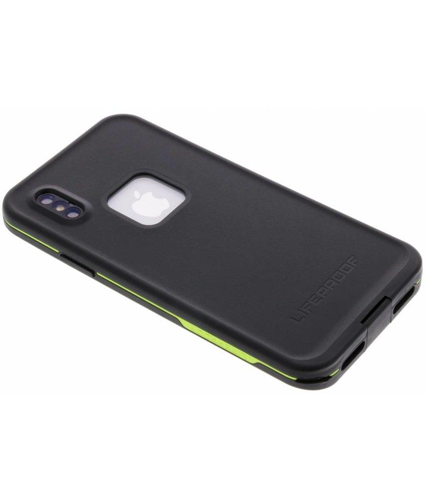 LifeProof Zwart FRĒ Case iPhone X