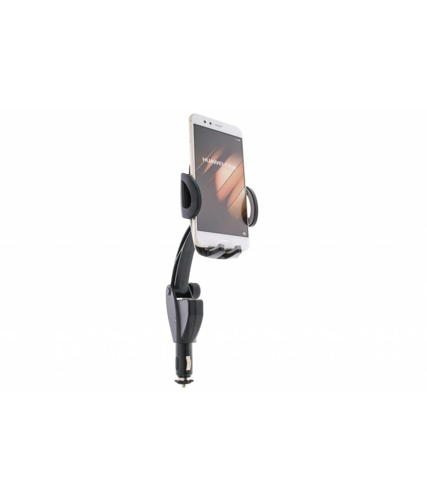 Zwart Car Charger Holder