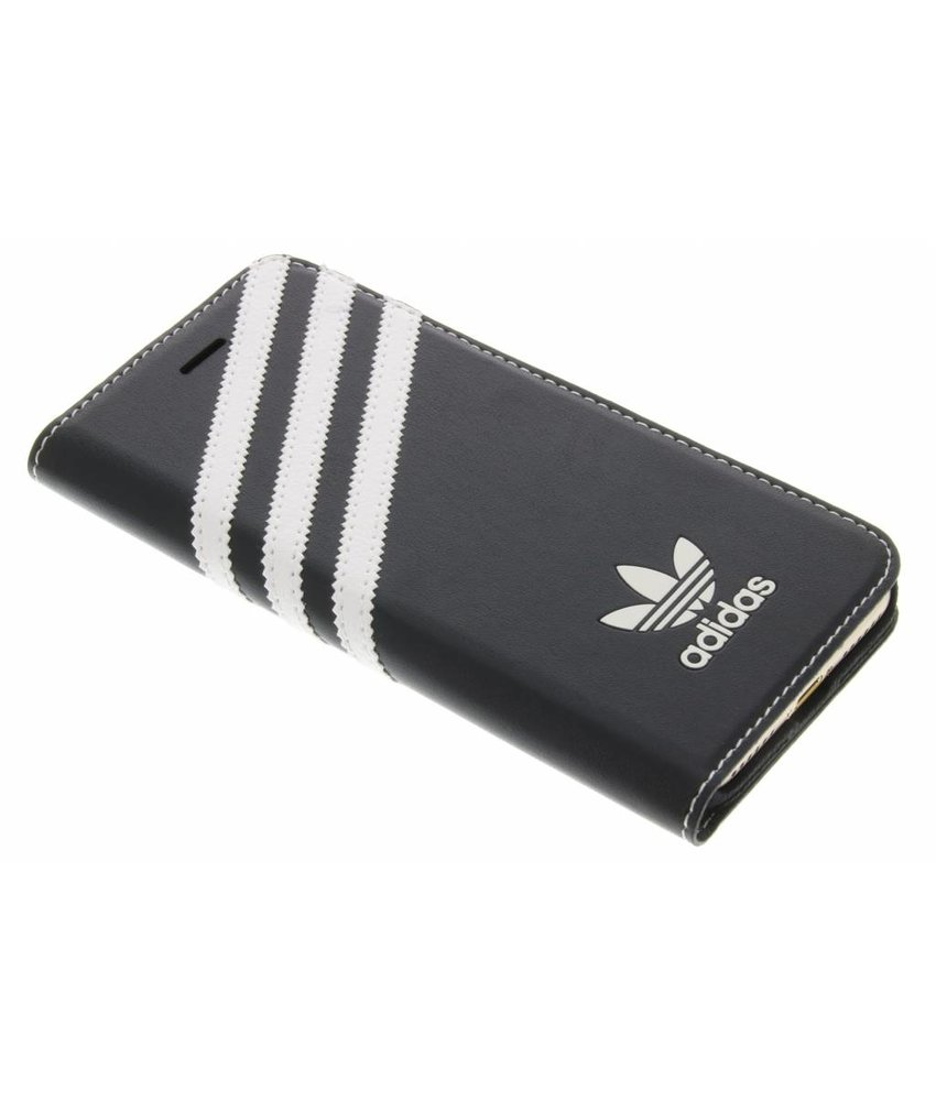 adidas Originals Originals Booklet Case iPhone 8 / 7 - Zwart / Wit