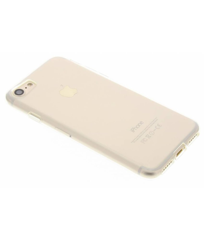 Accezz TPU Clear Cover iPhone 8 / 7 - Transparant
