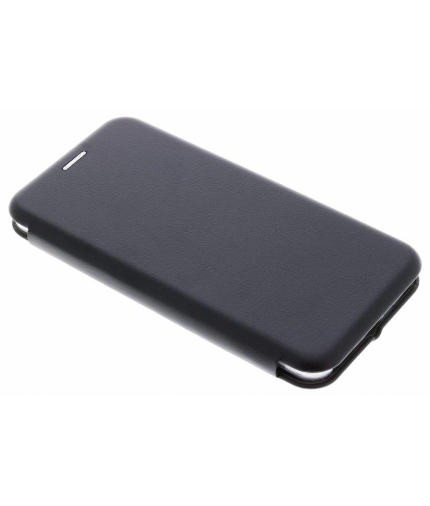 Zwart Slim Foliocase Huawei Y6 (2017)