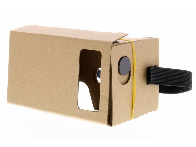 Google Cardboard VR Virtual Reality bril