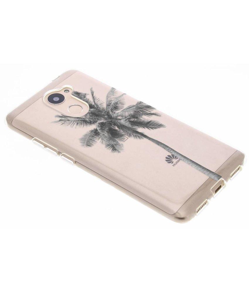 Design TPU hoesje Huawei Y7 Prime