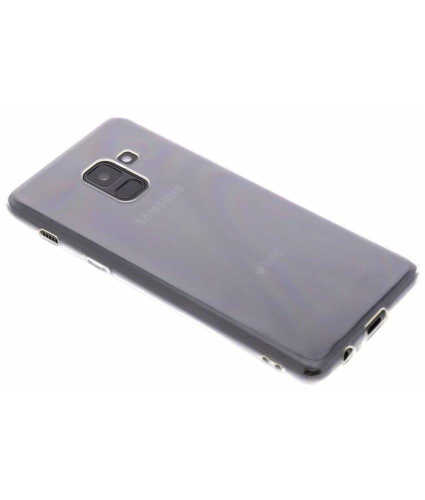 Ultra thin transparant TPU hoesje Samsung Galaxy A8 (2018)