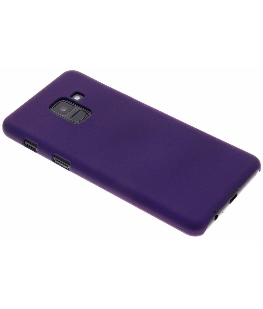 Violet Clair Couverture Étui Rigide Pour Samsung Galaxy A8 (2018) AJmMY3i