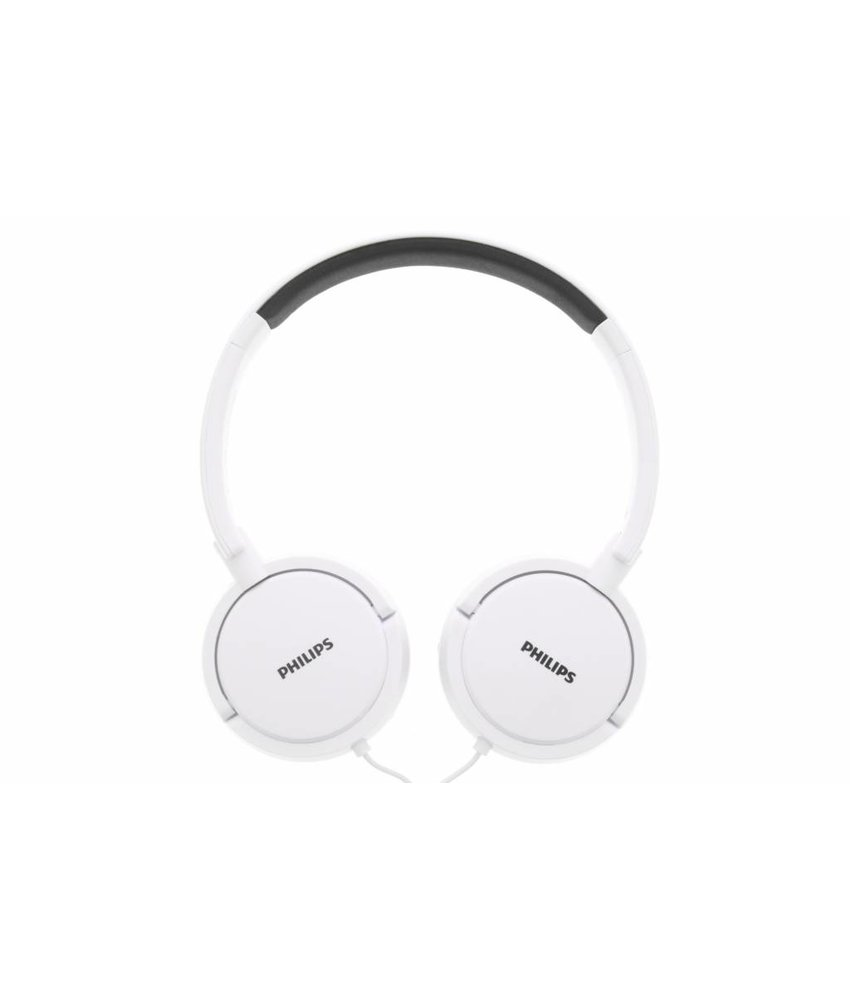 Philips Wit SHL5000WT Headphones
