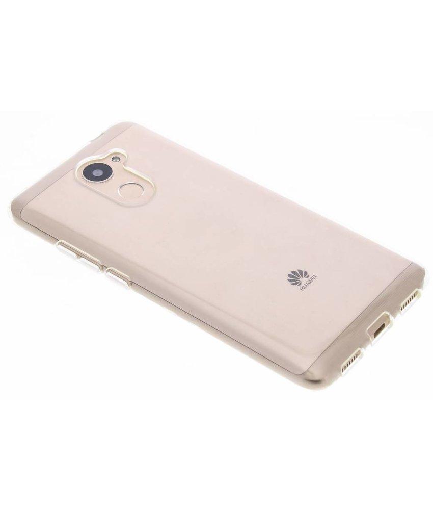 Transparant gel case Huawei Y7 Prime