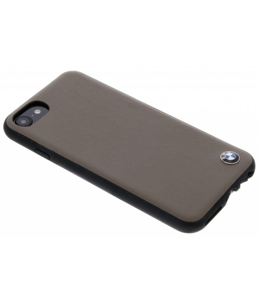BMW Leather Soft Case iPhone 8 / 7