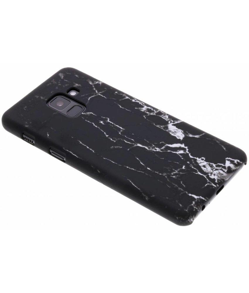 Marmer look hardcase hoesje Samsung Galaxy A8 (2018)