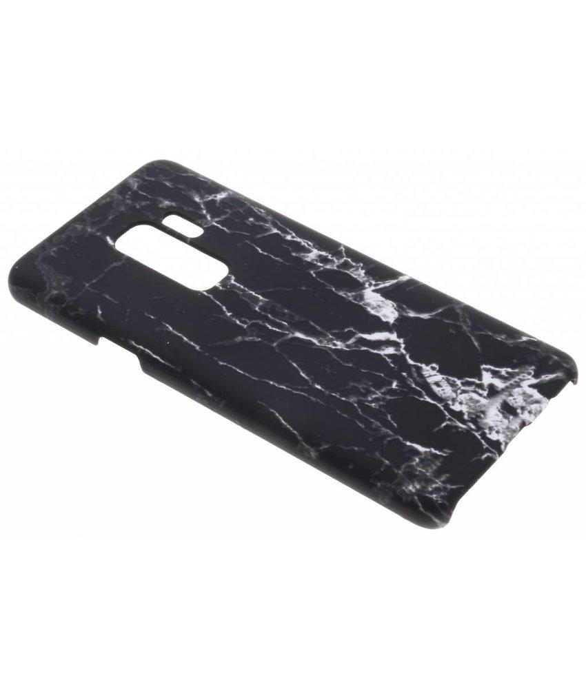 Marmer look hardcase hoesje Samsung Galaxy S9 Plus