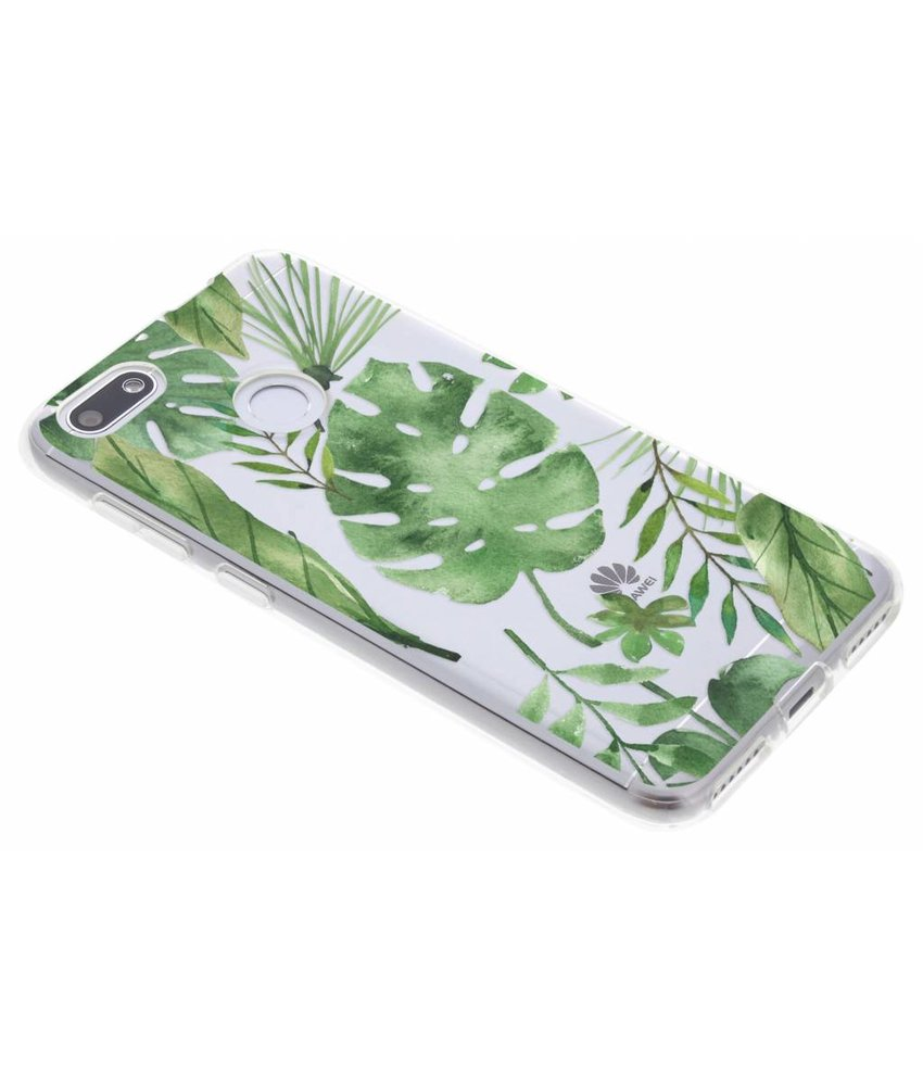 Design TPU hoesje Huawei Y6 Pro (2017) / P9 Lite Mini