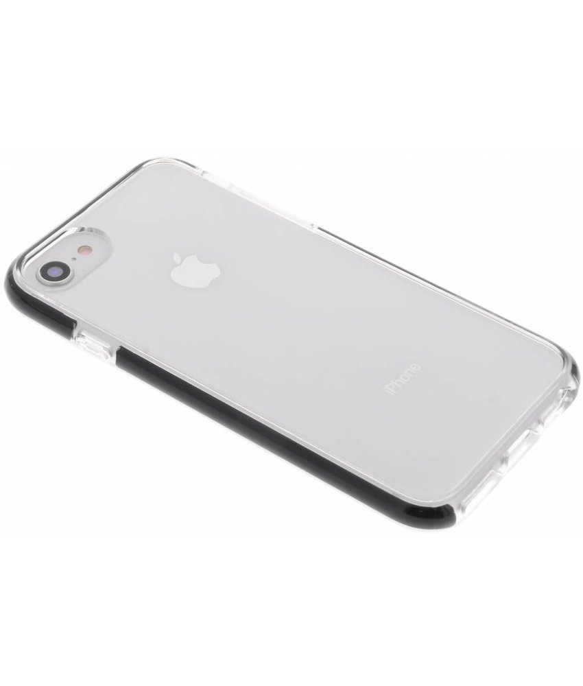 Zwart 1,2 meter dropproof defender case iPhone 8 / 7 / 6(s)