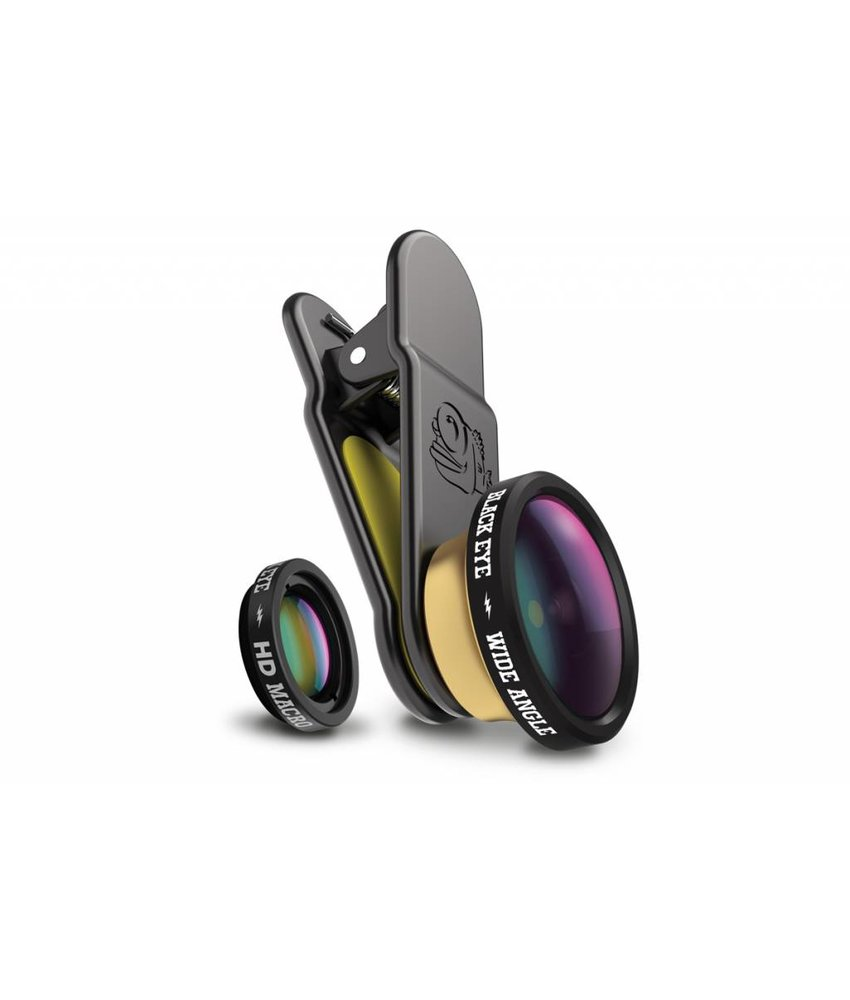 Black Eye HD Combo Smartphone Lens