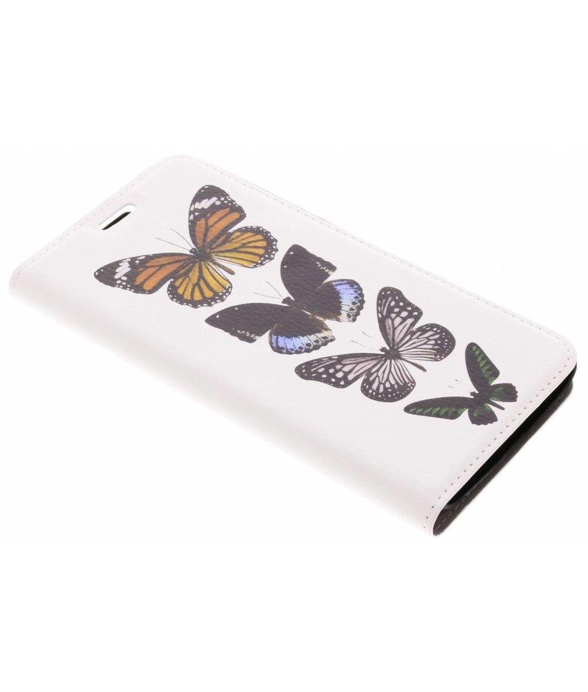 Vlinder Design Booklet Motorola Moto G5S